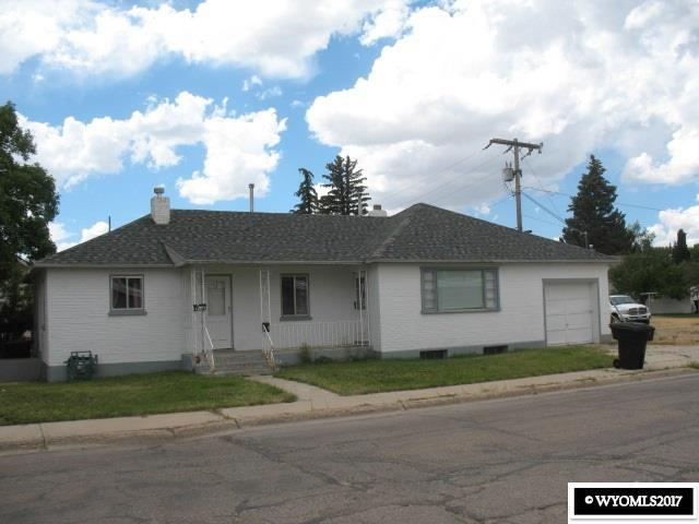 1205 Sage Street Street, Kemmerer, WY 83101 (MLS #20176966) :: Real Estate Leaders