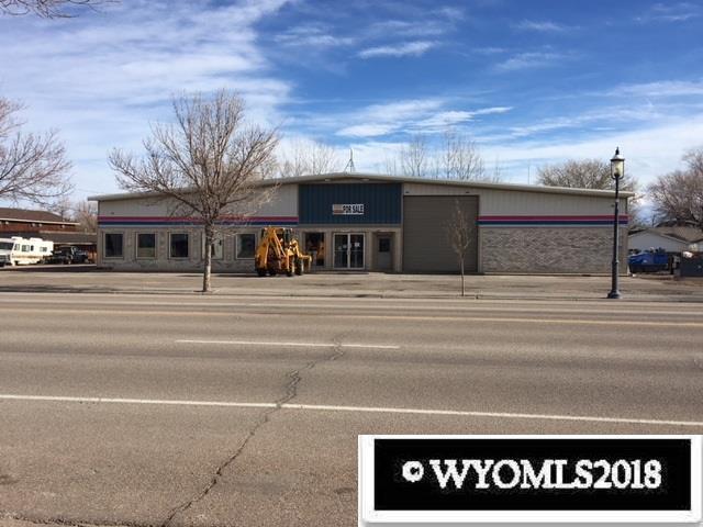 210 N Main Street, Lyman, WY 82937 (MLS #20180079) :: Lisa Burridge & Associates Real Estate