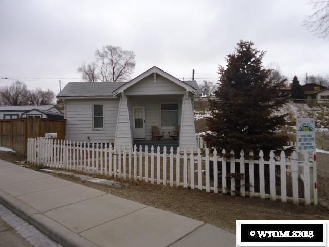 1100 W 1st Street, Rock Springs, WY 82901 (MLS #20180291) :: Lisa Burridge & Associates Real Estate