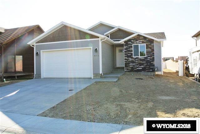 3718 Falcon, Rock Springs, WY 82901 (MLS #20180409) :: Lisa Burridge & Associates Real Estate