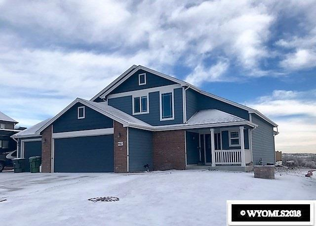 963 Eagle, Douglas, WY 82633 (MLS #20180823) :: RE/MAX The Group