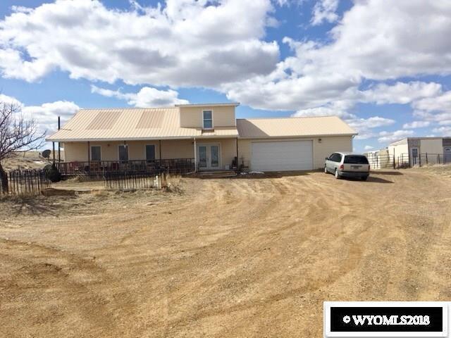 421 55 Ranch Road, Rolling Hills, WY 82637 (MLS #20181303) :: Lisa Burridge & Associates Real Estate