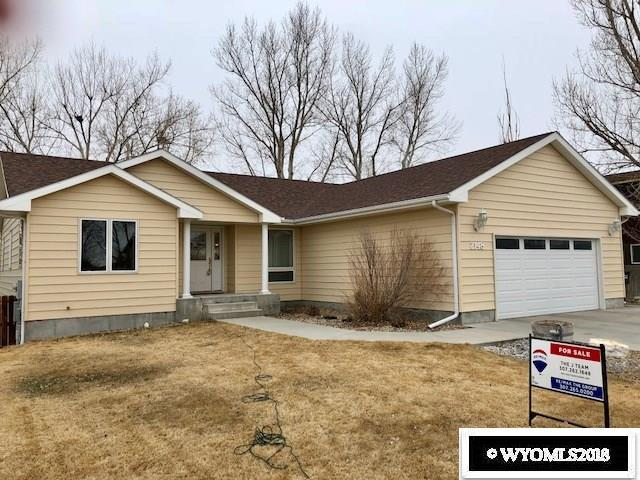 2148 Lilac, Casper, WY 82604 (MLS #20181385) :: RE/MAX The Group