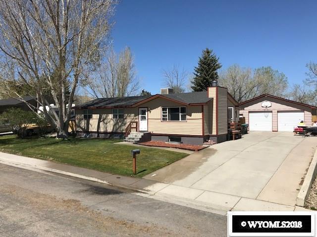 2035 New Hampshire, Green River, WY 82935 (MLS #20182638) :: Lisa Burridge & Associates Real Estate