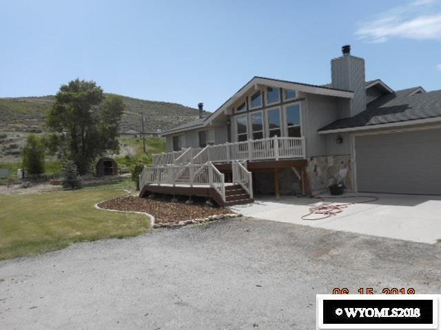 15 Country Way, Evanston, WY 82930 (MLS #20183499) :: RE/MAX The Group