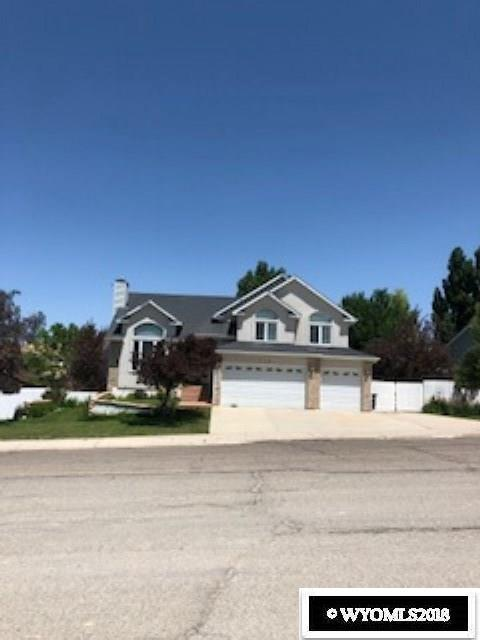 770 River View Drive, Green River, WY 82935 (MLS #20183802) :: RE/MAX The Group