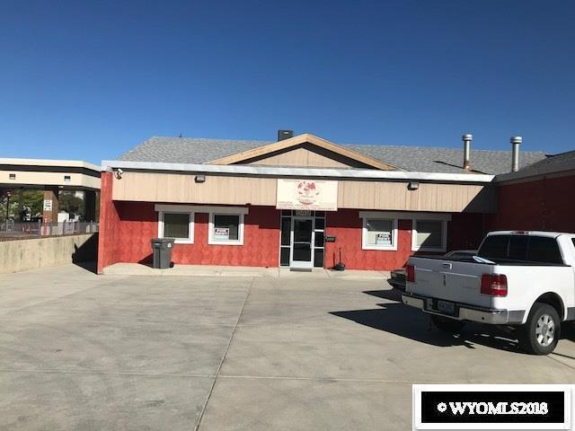 649 N. Front St, Rock Springs, WY 82901 (MLS #20185277) :: RE/MAX The Group