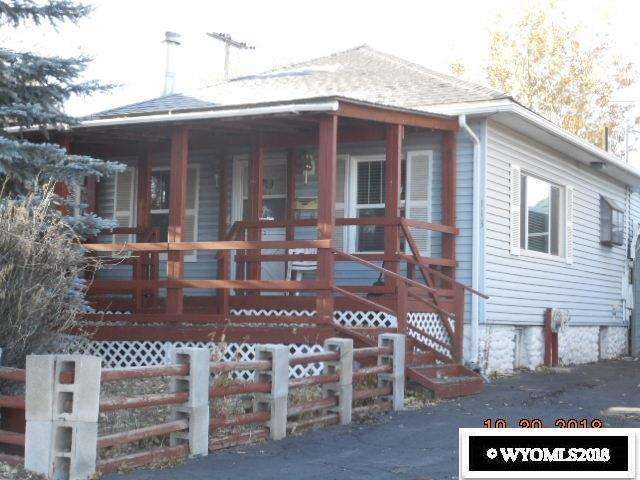 113 Main Street, Evanston, WY 82930 (MLS #20185828) :: RE/MAX The Group
