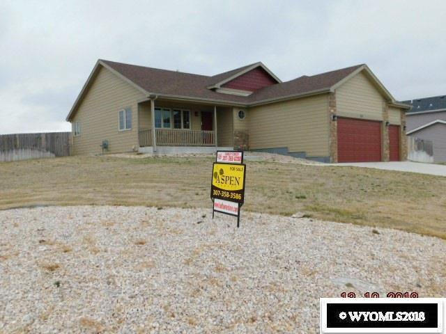 393 Miller Road, Glenrock, WY 82637 (MLS #20186048) :: RE/MAX The Group