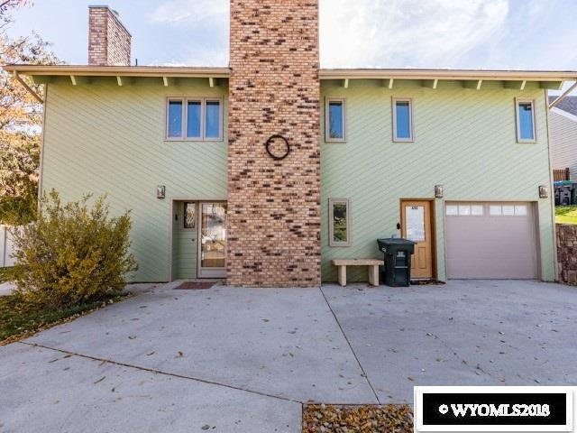 800 Easy Circle, Green River, WY 82935 (MLS #20186240) :: Real Estate Leaders