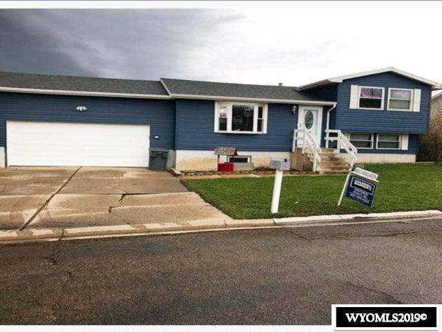 126 Hopi Court, Evanston, WY 82930 (MLS #20190389) :: Lisa Burridge & Associates Real Estate