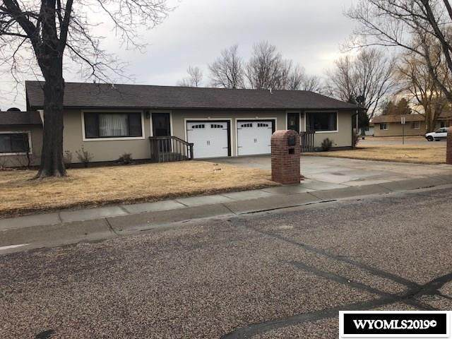 809 E 22 Avenue, Torrington, WY 82240 (MLS #20190576) :: Real Estate Leaders