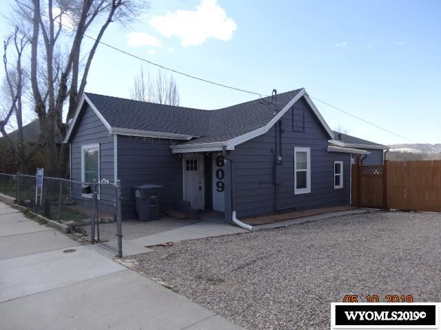 609 Gobel St, Rock Springs, WY 82901 (MLS #20190818) :: RE/MAX The Group