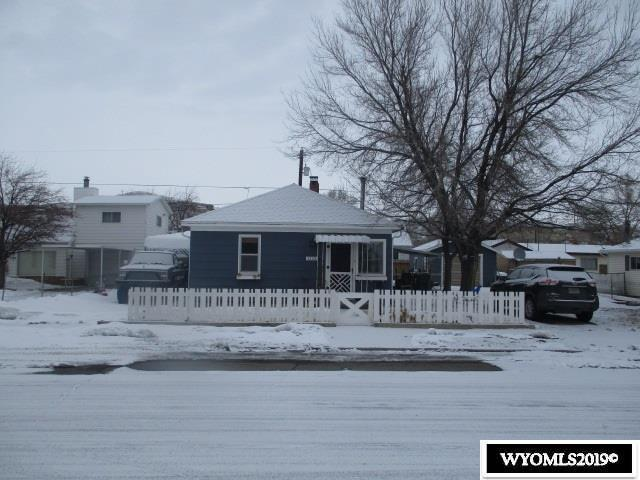 1113 9th Street, Rock Springs, WY 82901 (MLS #20191090) :: Lisa Burridge & Associates Real Estate
