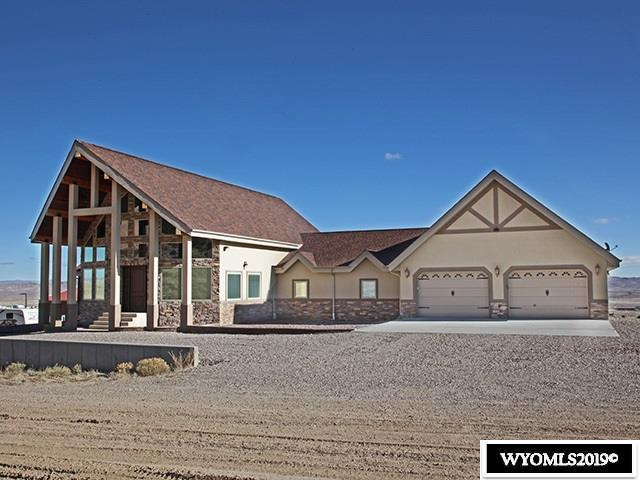 24 Cattle Drive, Rock Springs, WY 82901 (MLS #20191895) :: RE/MAX The Group