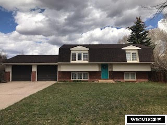 1651 15th Street, Laramie, WY 82071 (MLS #20192006) :: RE/MAX The Group