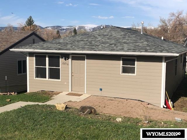 108 1/2 Cummings Avenue, Buffalo, WY 82834 (MLS #20192306) :: RE/MAX The Group