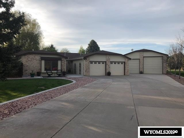 262 Willow Court, Torrington, WY 82240 (MLS #20192377) :: RE/MAX The Group
