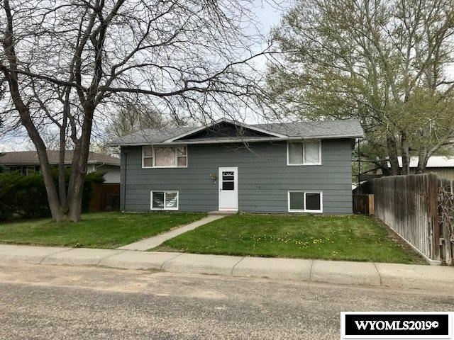 714 Van Buren, Douglas, WY 82633 (MLS #20192594) :: Lisa Burridge & Associates Real Estate