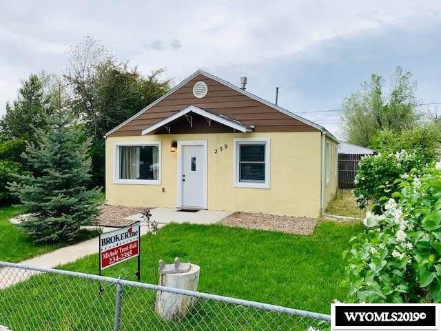 259 Williams Street, Evansville, WY 82636 (MLS #20192983) :: Lisa Burridge & Associates Real Estate