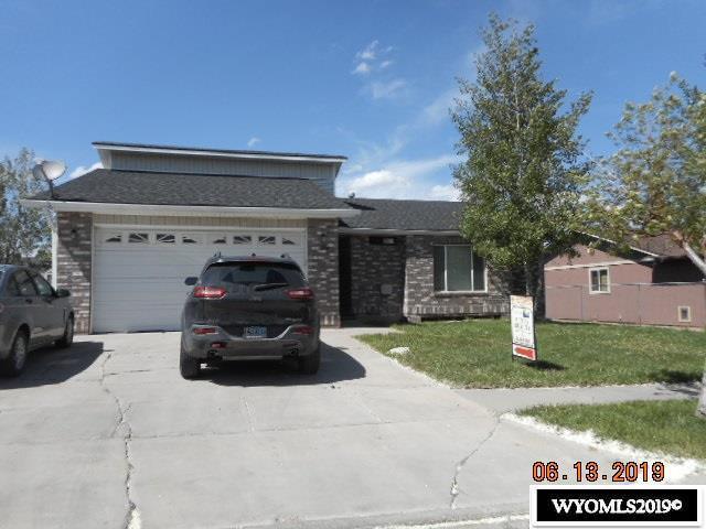 110 Carriage Drive, Evanston, WY 82930 (MLS #20193277) :: Lisa Burridge & Associates Real Estate
