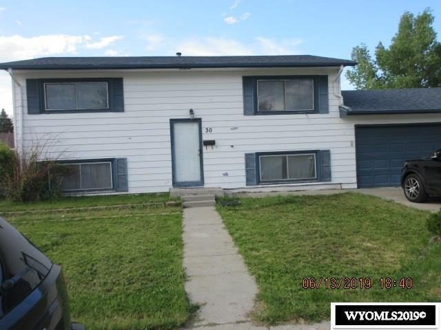 30 Poppy, Casper, WY 82604 (MLS #20193304) :: RE/MAX The Group