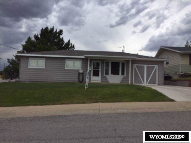 102 Sonora Court, Rawlins, WY 82301 (MLS #20194231) :: Real Estate Leaders
