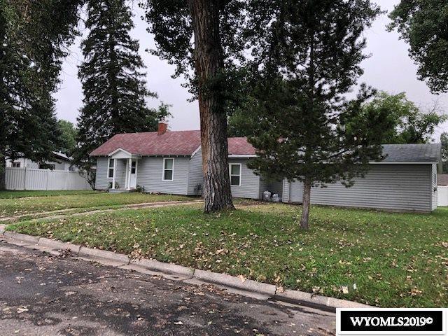 584 N Carrington, Buffalo, WY 82834 (MLS #20194278) :: Lisa Burridge & Associates Real Estate