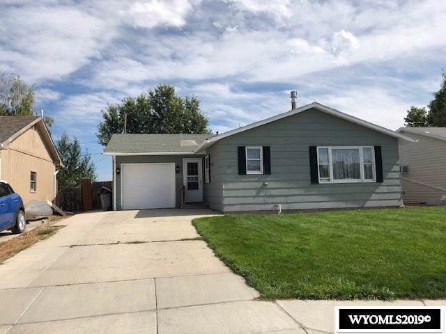 609 S Burritt Avenue, Buffalo, WY 82834 (MLS #20195335) :: Real Estate Leaders