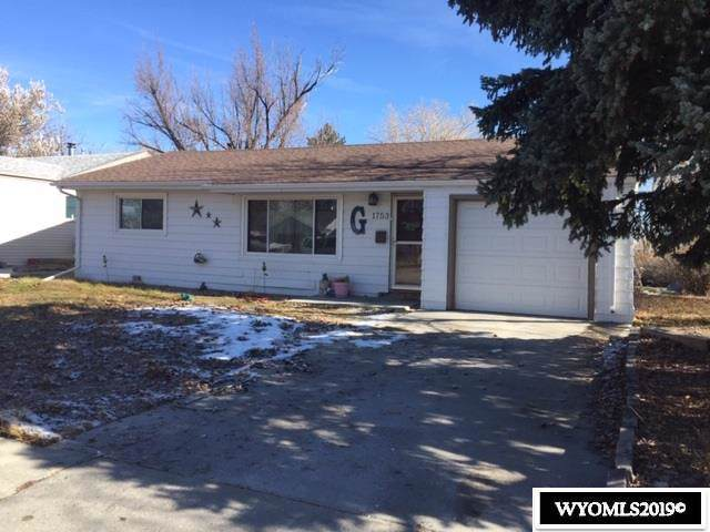 1753 S Conwell, Casper, WY 82601 (MLS #20196294) :: RE/MAX The Group