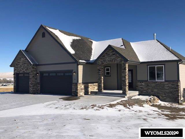 31 Sand Creek Drive, Buffalo, WY 82834 (MLS #20196608) :: Lisa Burridge & Associates Real Estate