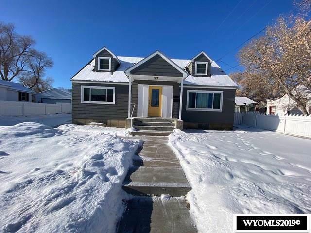 708 Colorado Street, Rawlins, WY 82301 (MLS #20196945) :: Lisa Burridge & Associates Real Estate