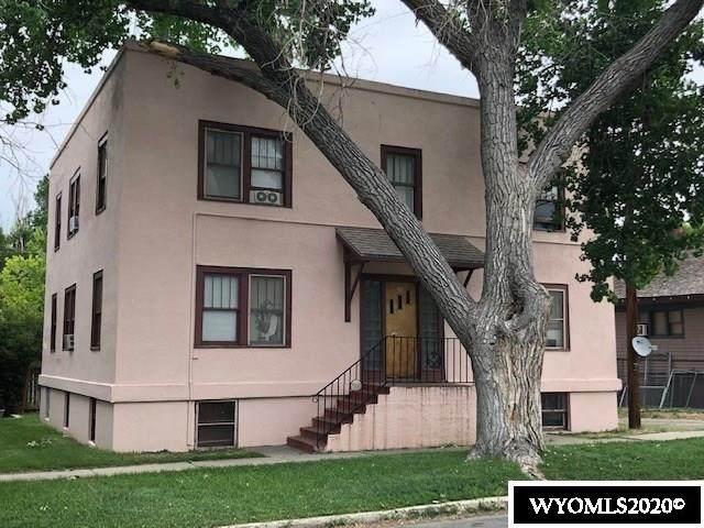 228 W 11th Street, Casper, WY 82601 (MLS #20200592) :: Lisa Burridge & Associates Real Estate