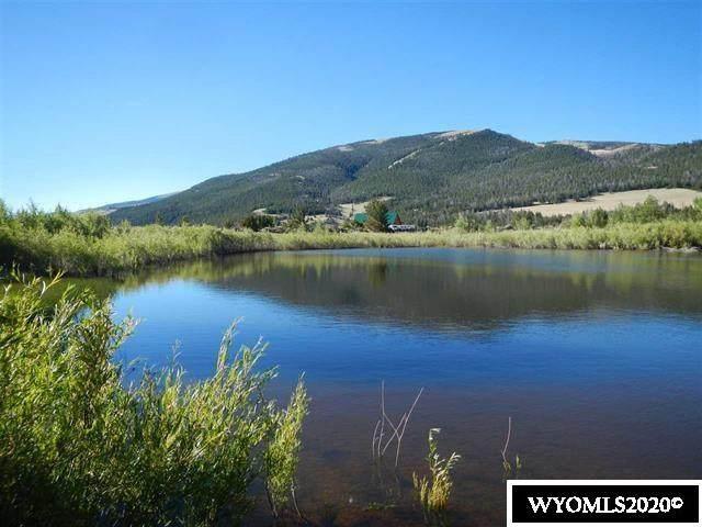 67 Hart Trail, Dubois, WY 82513 (MLS #20200940) :: Lisa Burridge & Associates Real Estate