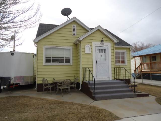1028 9th Street, Rock Springs, WY 82901 (MLS #20201429) :: RE/MAX The Group