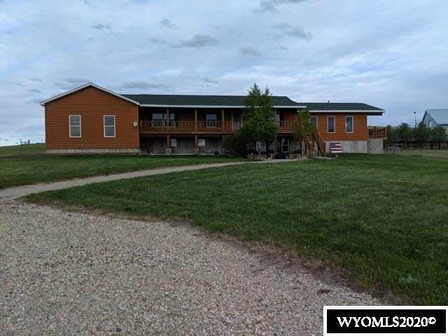 506 Klondike, Buffalo, WY 82834 (MLS #20201465) :: Lisa Burridge & Associates Real Estate