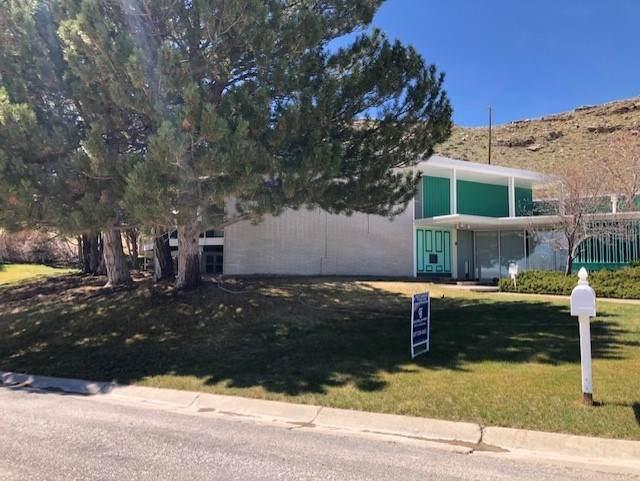 902 Mountain View Boulevard, Rawlins, WY 82301 (MLS #20201477) :: Lisa Burridge & Associates Real Estate