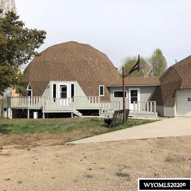 1686 Hilltop Drive, Worland, WY 82401 (MLS #20202273) :: RE/MAX The Group