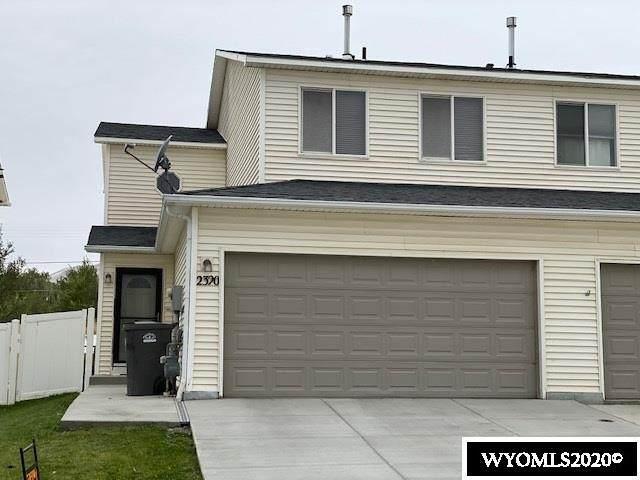 2320 Big Sky Trail, Rock Springs, WY 82901 (MLS #20202441) :: Lisa Burridge & Associates Real Estate