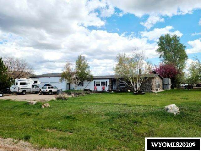 94 Meadow View St., Evanston, WY 82930 (MLS #20202645) :: RE/MAX The Group