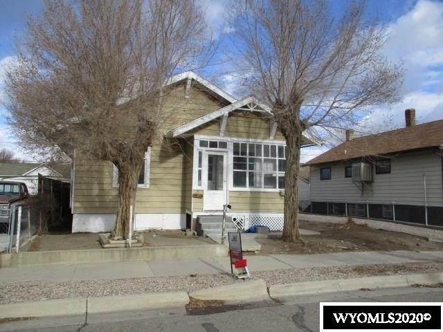 1313 Clark Street, Rock Springs, WY 82901 (MLS #20204522) :: RE/MAX Horizon Realty
