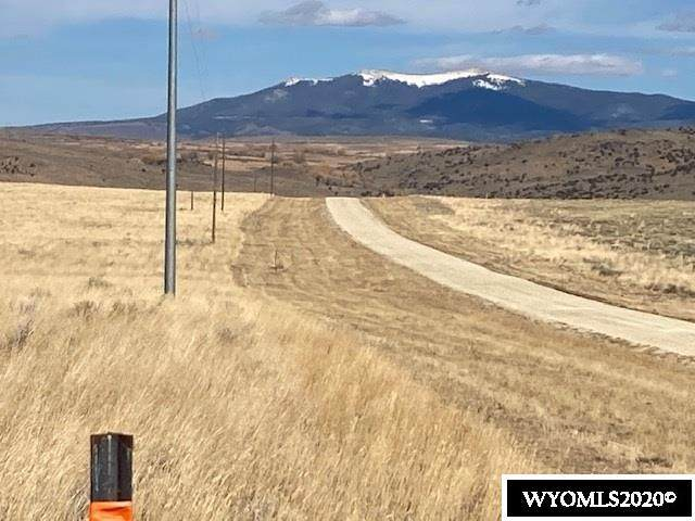 Trail Run, Saratoga, WY 82331 (MLS #20205084) :: Real Estate Leaders