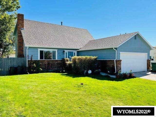 249 S Wind River Drive, Douglas, WY 82633 (MLS #20215886) :: RE/MAX The Group