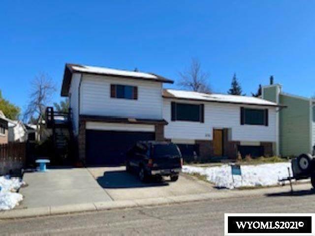 351 Oleander Street, Casper, WY 82604 (MLS #20216077) :: Real Estate Leaders