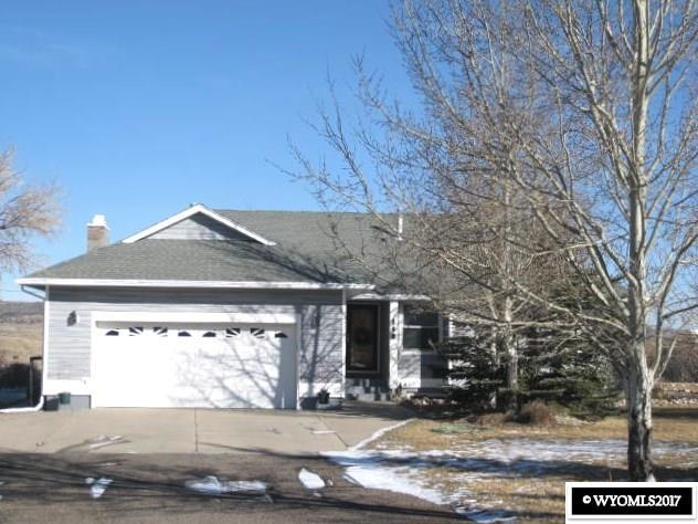 118 Broken Circle Drive, Evanston, WY 82930 (MLS #20176077) :: Real Estate Leaders
