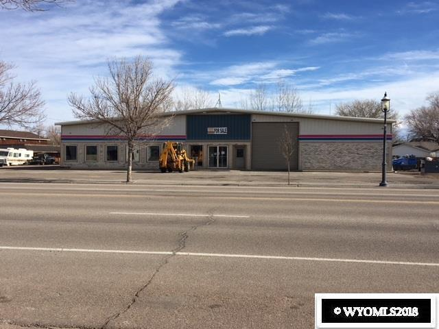 210 N Main Street, Lyman, WY 82937 (MLS #20180079) :: RE/MAX The Group