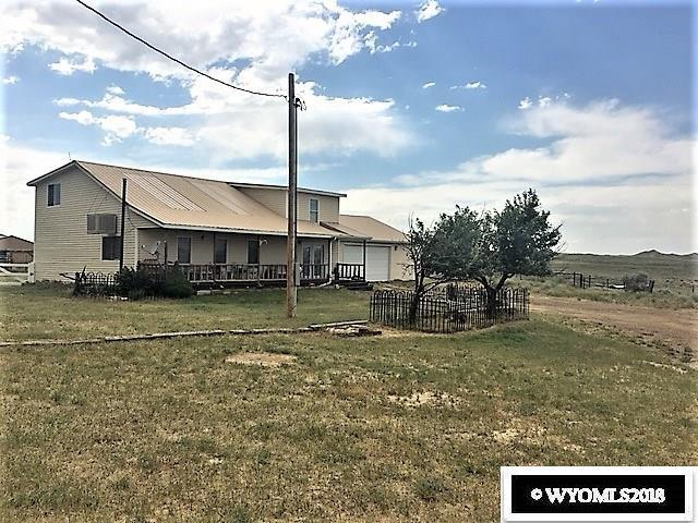 421 55 Ranch Road, Glenrock, WY 82637 (MLS #20181306) :: Real Estate Leaders