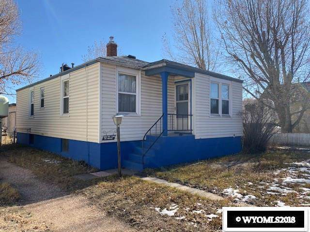 319 Maple Street, Medicine Bow, WY 82329 (MLS #20186804) :: Lisa Burridge & Associates Real Estate