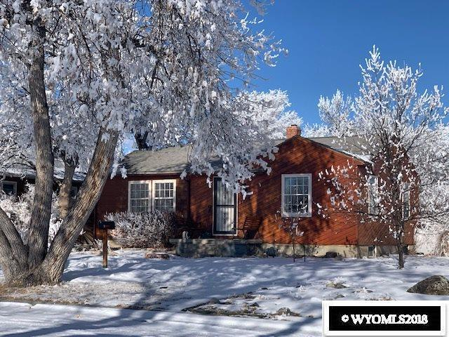 206 E Jackson, Riverton, WY 82501 (MLS #20186919) :: RE/MAX The Group