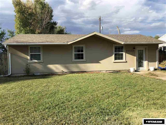 2854 Coulter Street, Casper, WY 82604 (MLS #20191673) :: RE/MAX The Group